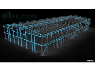 Structural Steel Detailing Services - Siliconec