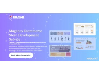 Magento Ecommerce Store Development