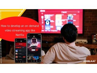 Why should you go for a Netflix clone app for your on-demand video service business?