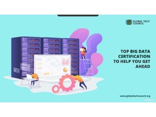 Top Big Data Certification to Help You Get Ahead