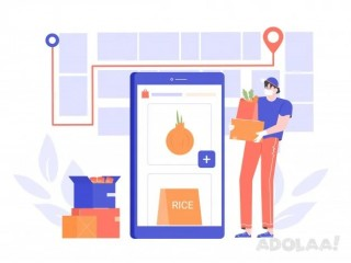 Why should you develop a Grocery delivery app like Instacart?