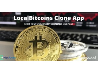Localbitcoins Clone App to launch your own Crypto Exchange App like Localbitcoins - MacAndro