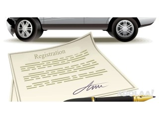 Auto Registration Services In Easy And Fast Way