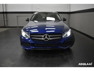 Certified Pre-owned 2017 Mercedes Benz C300