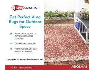 Shop Outdoor Area Rugs to Revamp Your Home