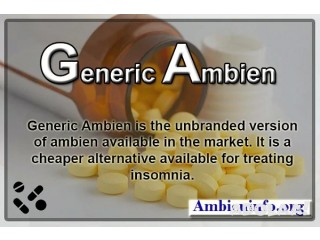 Why Is Ambien Prescribed For Short-Term Intake?