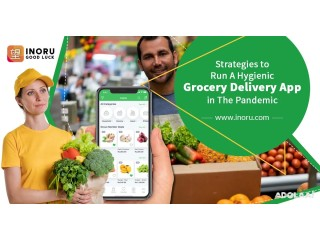 Deliver groceries in your vicinity with an optimized app solution