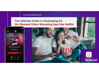 The advantage of offering on-demand video streaming service like Netflix