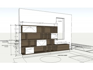 Milwork Shop Drawing Services | Shop Drawing Services