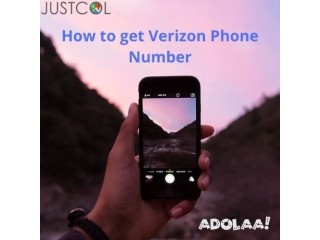How to get Verizon Phone Number