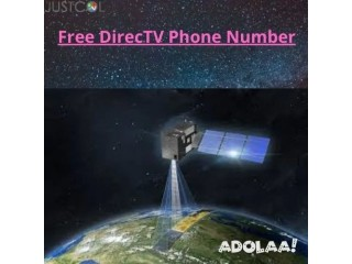 Free DirecTV Phone Number