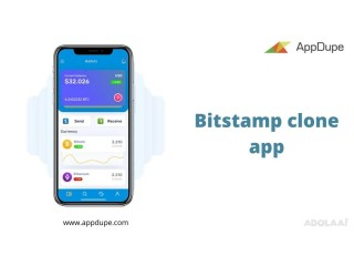 Features of the Bitstamp clone app that stays trending