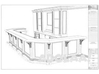 Millwork Shop Drawings | Shop Drawing Services