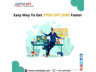 Last chance to get a STEM OPT job in your preferred location in the US!