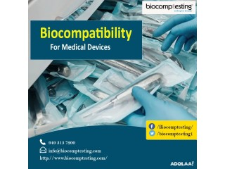 Biocompatibility For Medical Devices