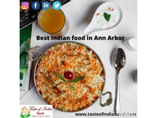 Visit the Taste of India Suvai to taste the best Indian food in Ann Arbor.