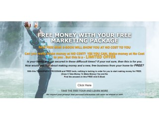 FREE MONEY MARKETING PROGRAM FOR YOUR FAMILY IN 2021