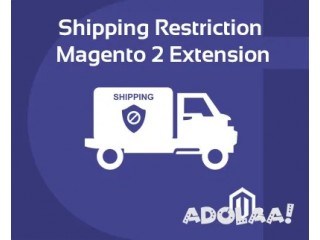 Magento 2Shipping Restrictions Extension