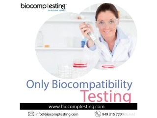 Only Biocompatibility Testing