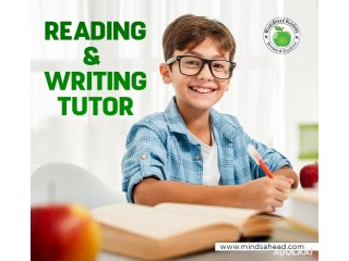 Reading and writing tutor