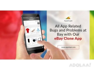 Construct your online shopping eBay like app enhanced with remarkable highlights