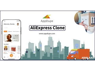 Launching a one-stop solution for all your e-commerce needs using our AliExpress clone app