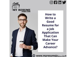 How to write a good resume for job application when applying for an OPT job?