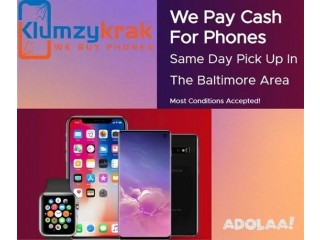 We Pay Cash For Phones!