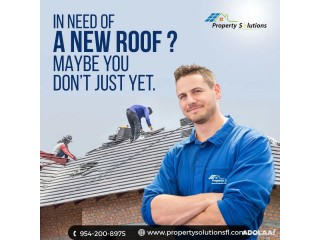 In Need of a New Roof? Maybe you don't just yet.