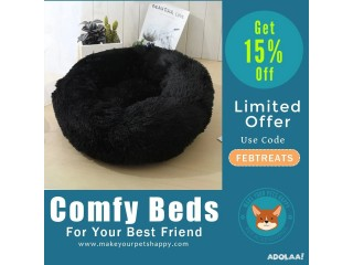 Comfy Beds For Your Best Friends!
