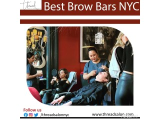 Best Brow Bars in NYC