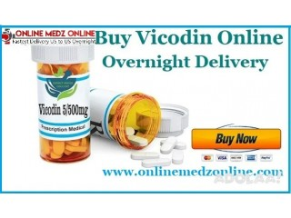 Buy Vicodin 5/500mg online without prescription at cheap rate