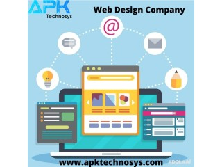Searching for the best web design company in Reston? APK Technosys is your answer to your search.
