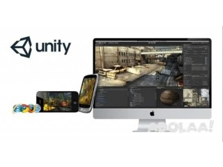 Unity 2D & 3D Game Development Company