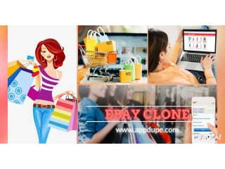 Develop your online shopping eBay like app improved with wonderful features