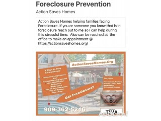 Action Saves Homes