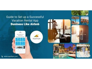 Leave your outing rental business with our Airbnb like App
