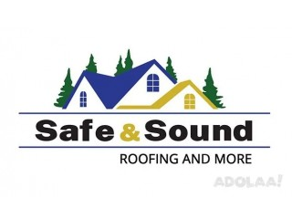 Safe & Sound Roofing