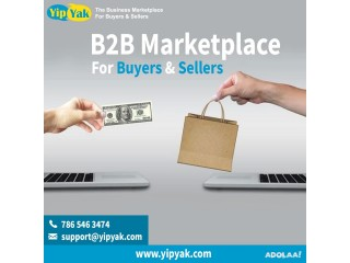 B2B Marketplace for Buyers & Sellers
