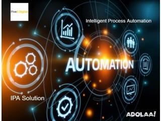 Digital transformation with Intelligent Process Automation