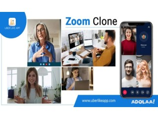 Launch your own Zoom like app in the wink of an eye