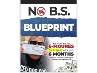 FREE BOOK: How To Get Your First 6-Figures In The Next 6 Months...