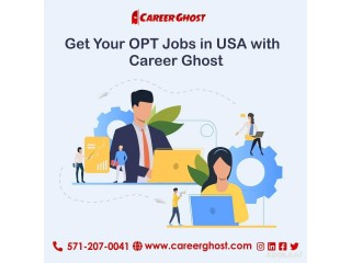 How to secure OPT jobs in USA?