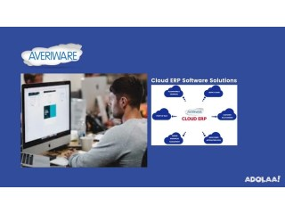 Cloud ERP software solutions for achieving your business goals