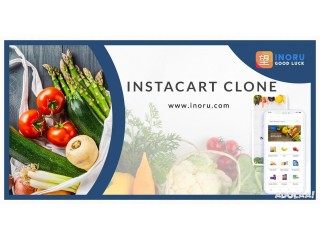 Boom Your Delivery Business With Inoru's Instacart Delivery App!