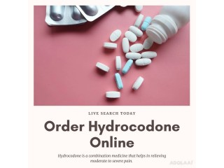 Buy Hydrocodone Online Without Prescription in USA