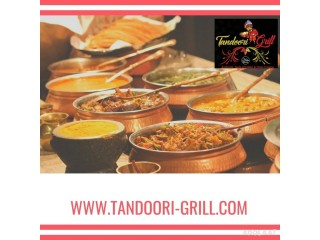 Searching for a Indian restaurant nearby by you! – Try Tandoori Grill restaurant.
