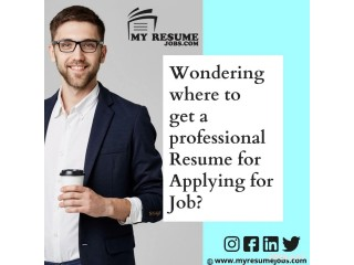 Wondering Where to get Best Resume Service for creating Smart Resume?