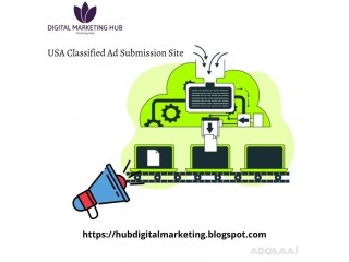 USA Classified Ad Submission Site List