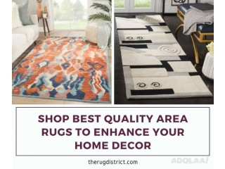Shop Best Quality Area Rugs to Enhance Your Home Decor